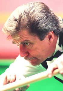 Cliff Thorburn, Snooker, Genuine Signed Autograph.